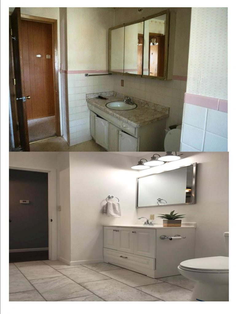New Bathroom and Sink Additions and Remodeling in Kansas