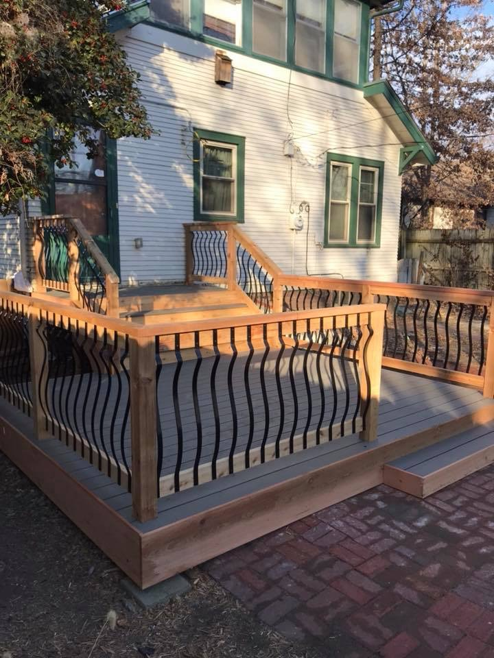 Back Patio Additions and Remodeling in Kansas
