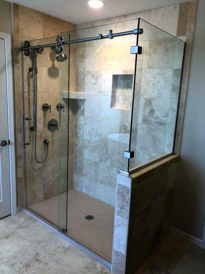 New Bathroom Shower Additions and Remodeling in Kansas