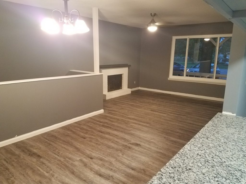 New Flooring and Windows Additions and Remodeling in Kansas