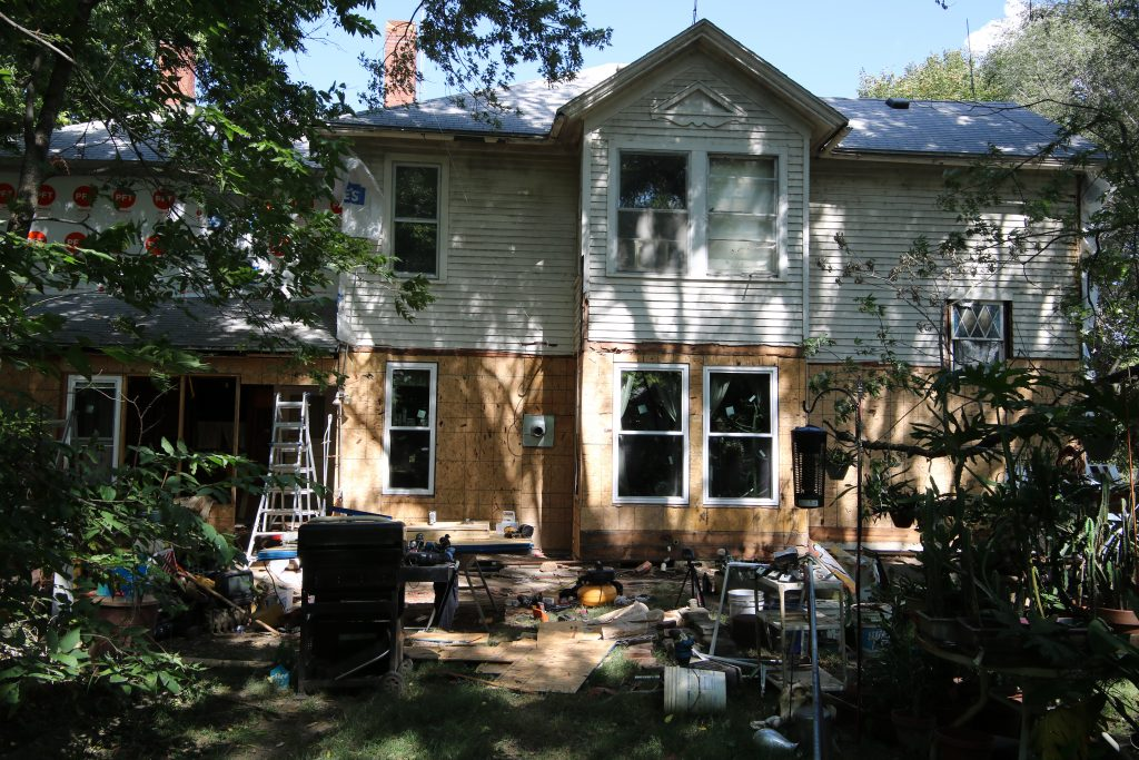 Before Siding Upgrade Additions and Remodeling in Kansas
